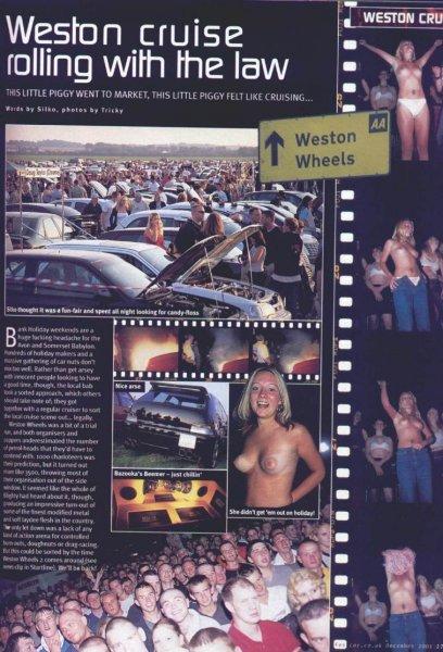 Fast Car Magazine - 1
