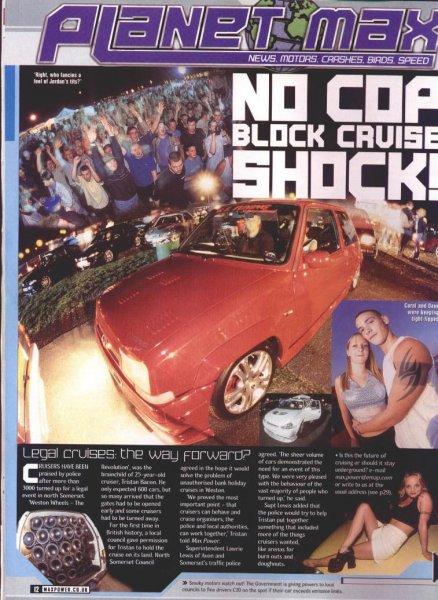 Max Power Magazine - 1