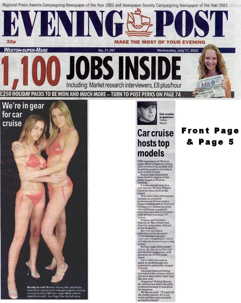 Bristol Evening Post 17 July 02