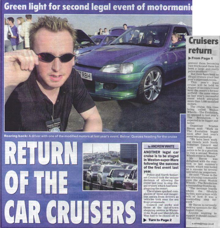 Bristol Evening Post 12 Feb 02