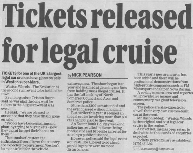 Bristol Evening Post 12 Jun 02