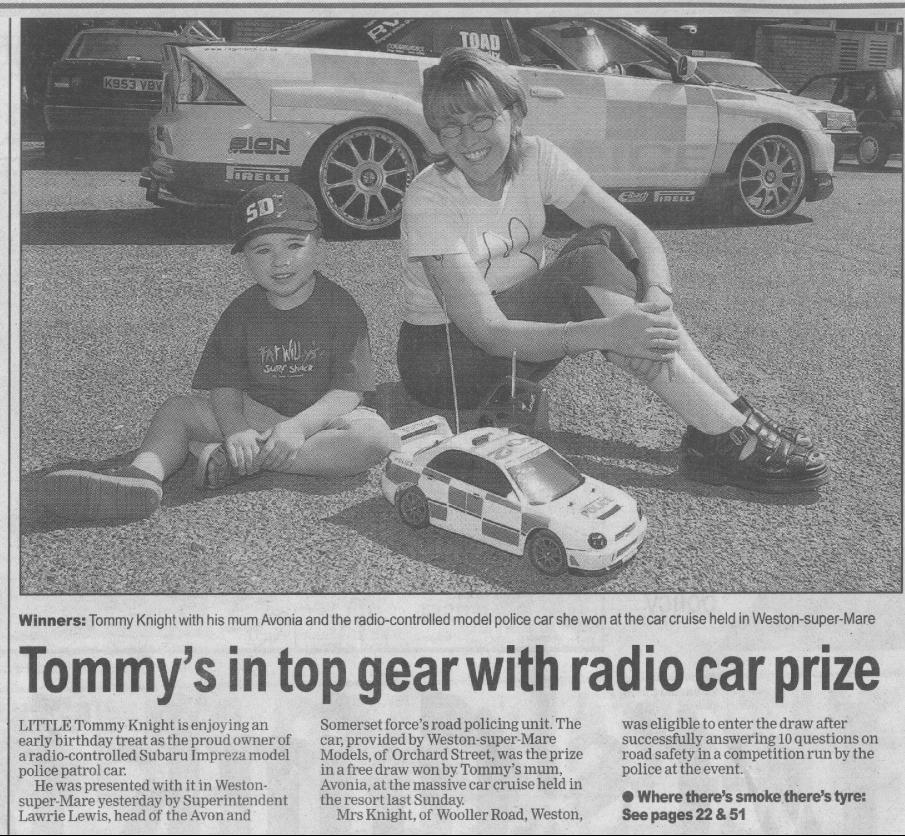 Bristol Evening Post 28 Aug 02 - 2