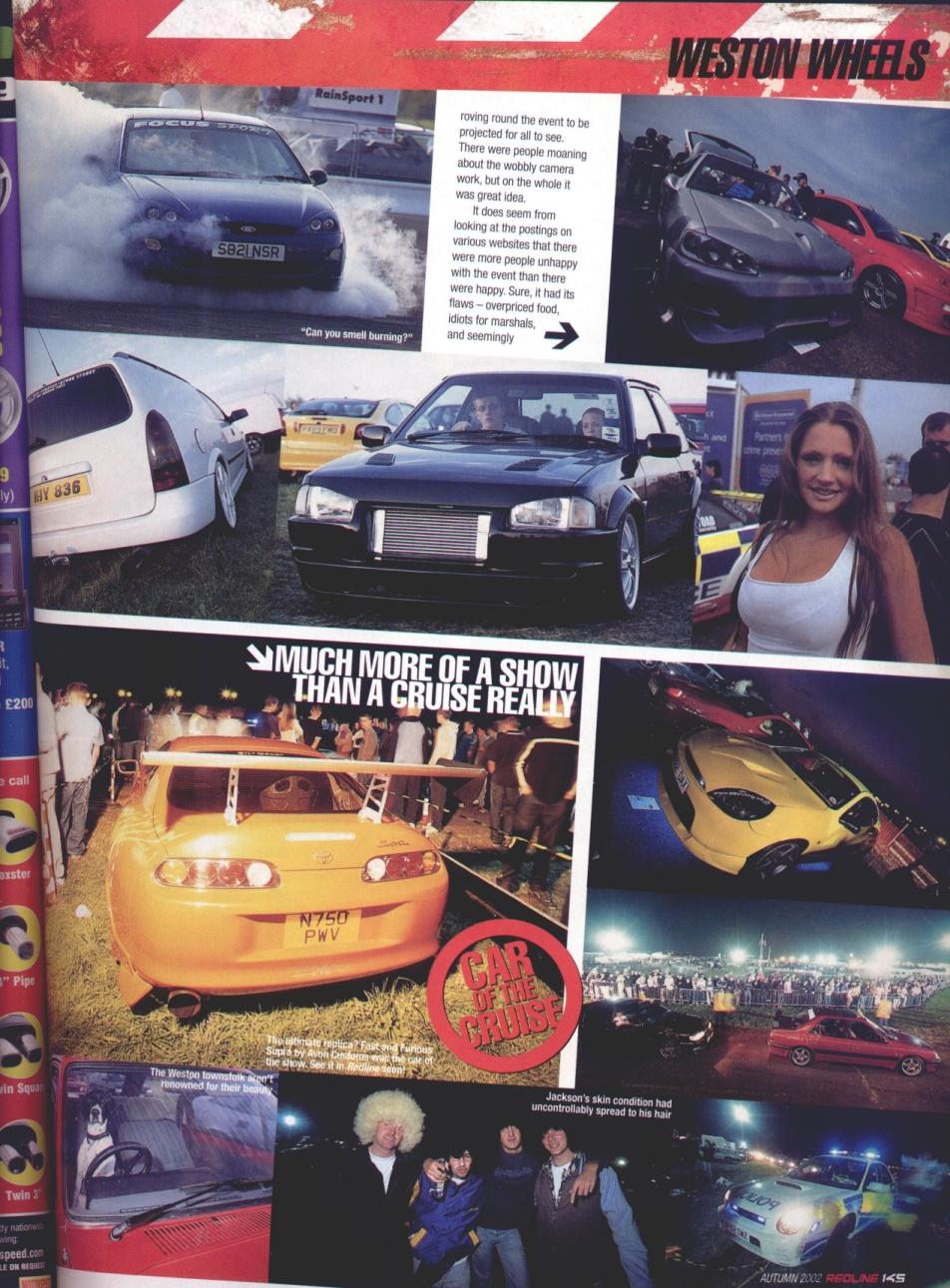 Redline Magazine - 3